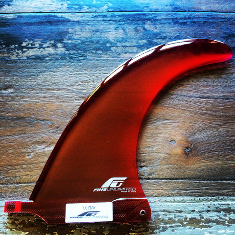 "7"" Flex, Fins Unlimited"