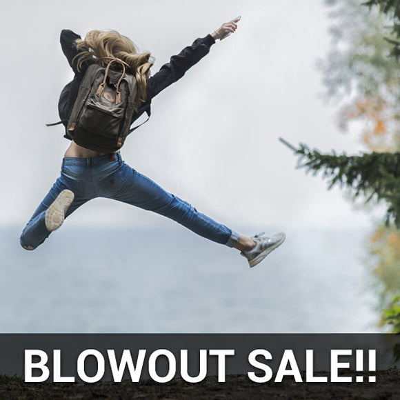Outdoor Apparel Blowout Sale!