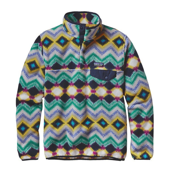 Patagonia Women LW Synch Snap T P/O