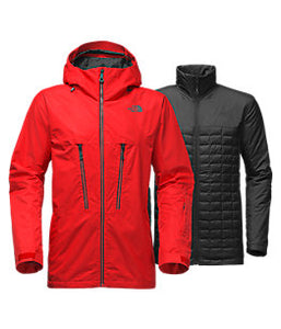 North Face Men's 3 in 1 Holgate Tri Climate Jacket