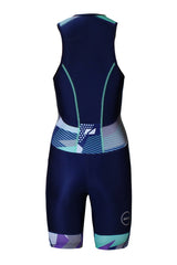 Women's Activate Plus Trisuit - Sweet Speed