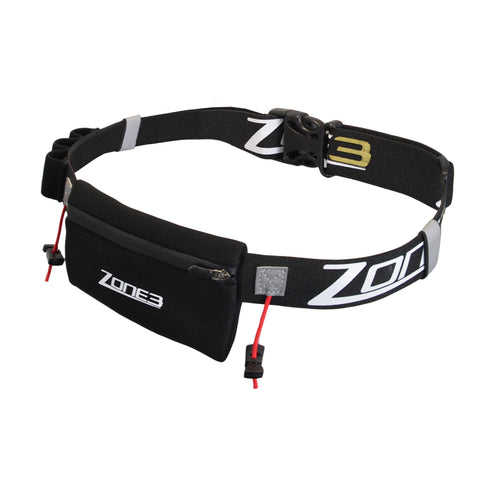 Race Belt with Neoprene Pouch