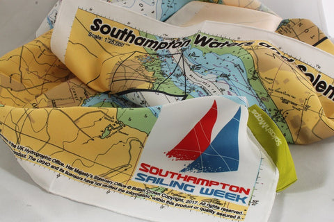 SSW17 Southampton Waters and Solent Chart
