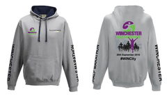 Winchester Half Hoodie (Without a zip)