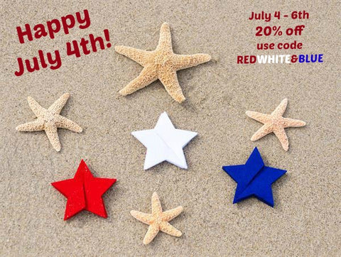 Fourth of July Sale