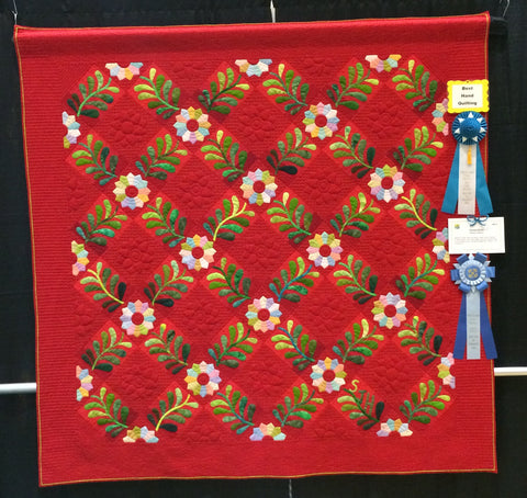 Best Hand Quilting - Almost Amish by Sharon Hendrix