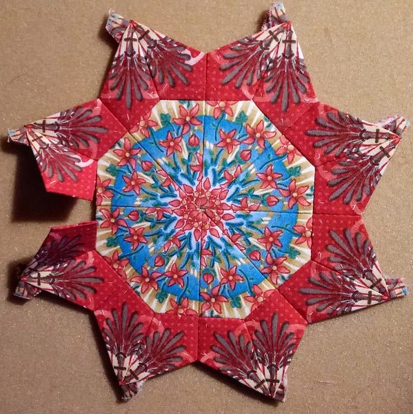 Celestial Star SAL - Month 9 - Center Pieced