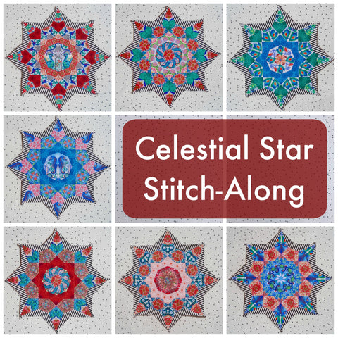 Celestial Star Stitch-Along