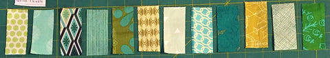 Girl Next Door - Picket Fence Fabric