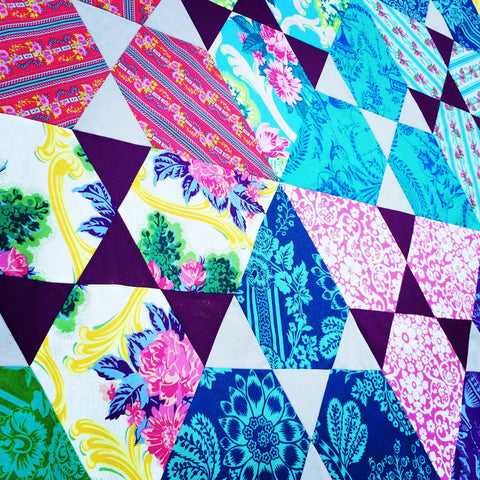 Gracie's Quilt Top