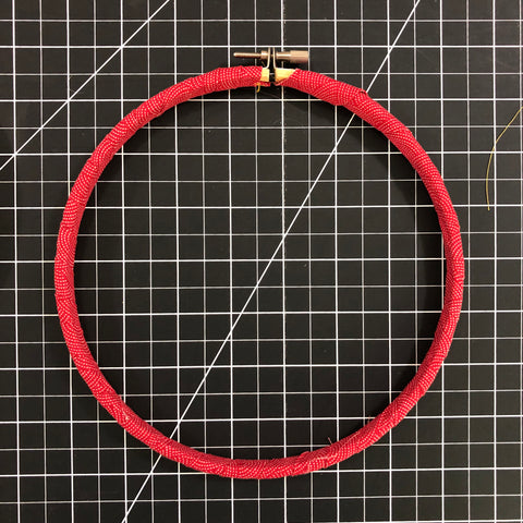 Hoop Binding Tutorial