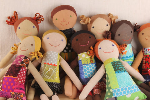 Sewing Smiles Dolls