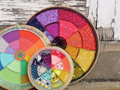 Wild Boho Color Wheels