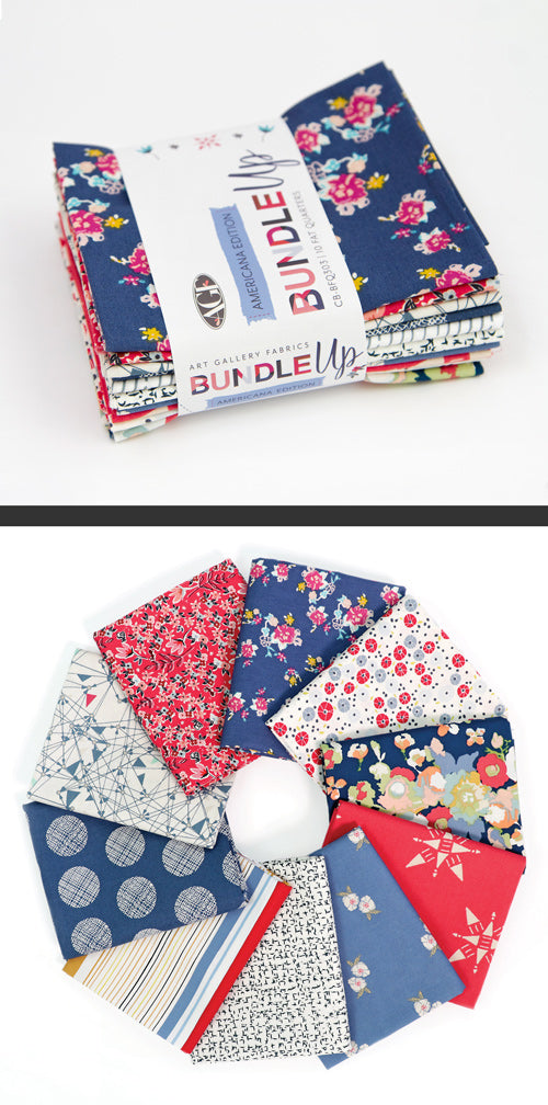 Bundle Up by Art Gallery Fabrics - Shipping in October!