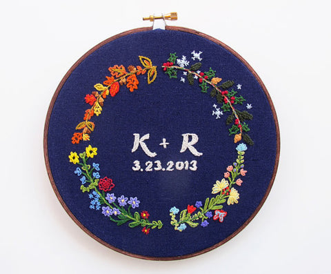 All Year Round Embroidery - PDF Download