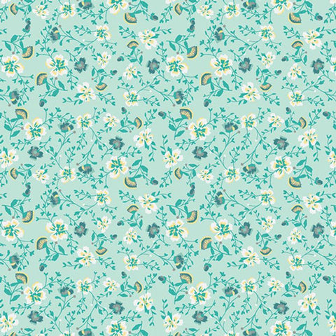 Anna Elise Collection by Art Gallery Fabrics - ANE-77504 Wind Melody Soft