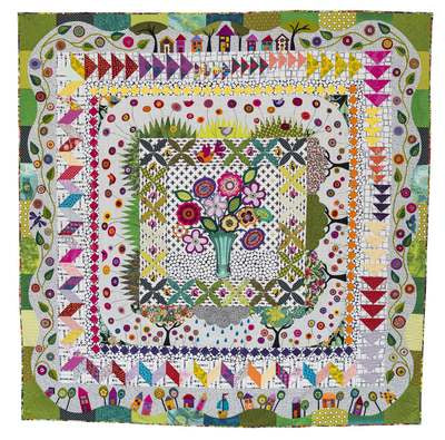 Around the Corner Pattern by Wendy Williams