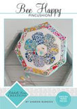 Bee Happy Pincushion Kit by Sharon Burgess for Lilabelle Lane Creations