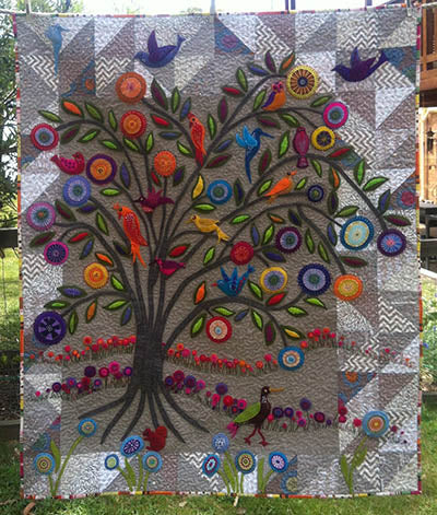 Birdsville Quilt Pattern by Wendy Williams