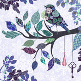 Bluebird - Cross Stitch - PDF Download