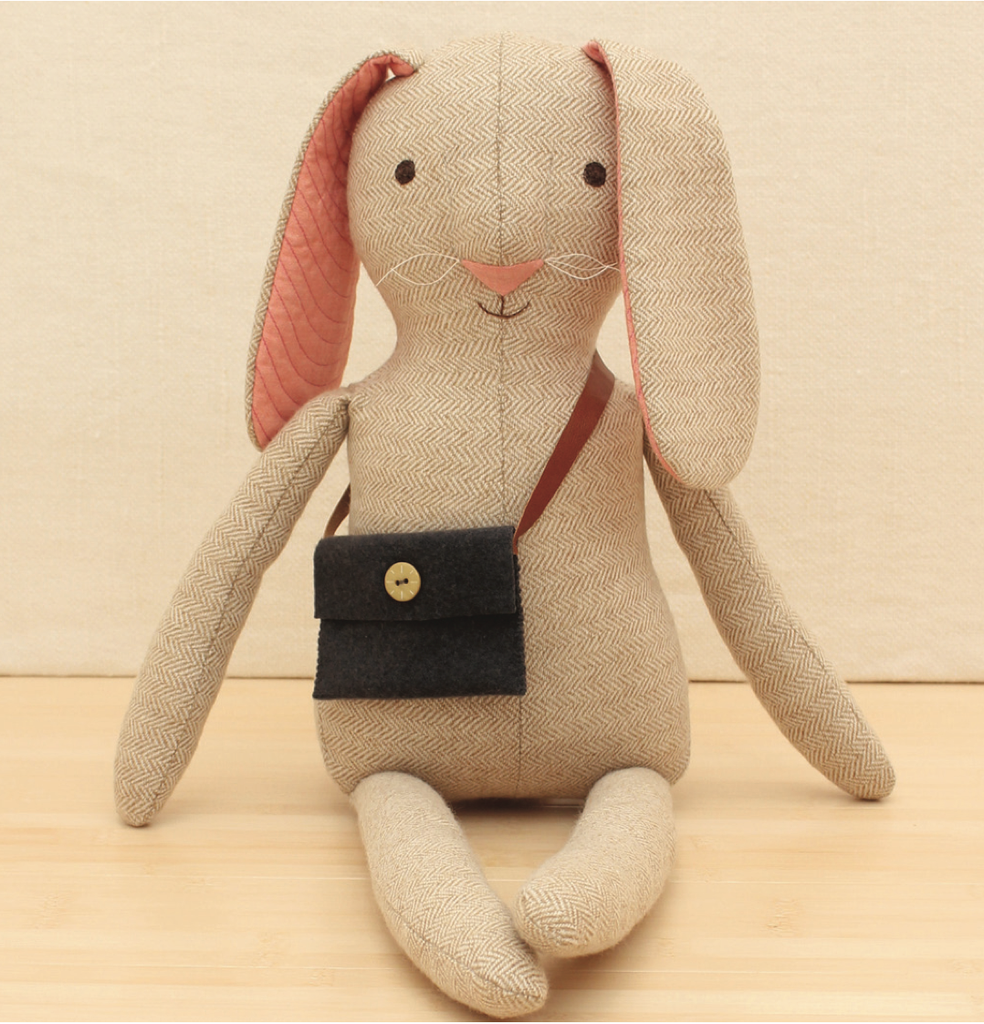 Bo The Bunny Pattern - PDF Download
