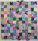 Bubbles quilt pattern by Rachaeldaisy Designs