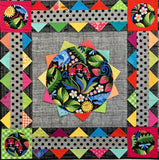 Carnival Dance Quilt Pattern by Rachaeldaisy Designs **Available for Pre-Order**
