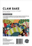 Clam Bake - Acrylic Template Only - by Jen Kingwell