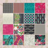 Decadence Stitch-Along Monthly Fabric Packs and  Papers **Started in March - Still time to join!**