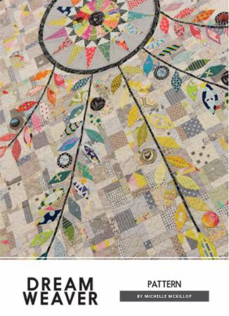 Dreamweaver Quilt Pattern designed by Michelle McKillop for Jen Kingwell Designs