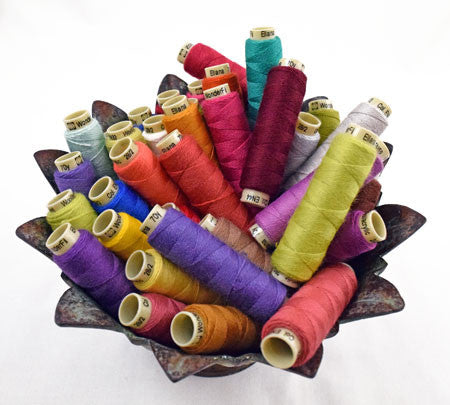 Ellana Wool Thread by Sue Spargo
