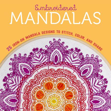 Embroidered Mandalas