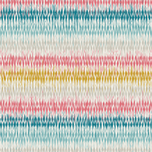 Etno Collection - Looming Love Pastel by Art Gallery Fabrics