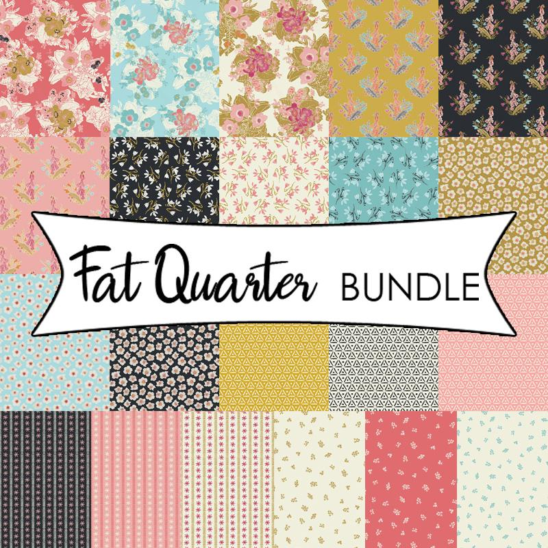 Faith Hope and Love by Sue Daley for Riley Blake Designs - Fat Quarter Bundle