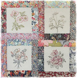 Field Journal Club by Cottage Garden Threads ** Call 772.219.3991 or email info@RedThreadStudio.com for availability**