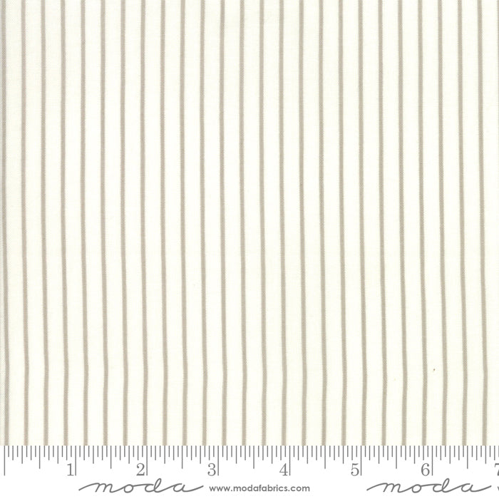 Fine and Sunny by Jen Kingwell for Moda Fabrics - Picket Stone 18177 21