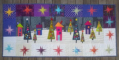 Flocks By Night Pattern by Wendy Williams