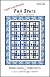 Fuji Stars quilt pattern by Calico Carriage Quilt Designs
