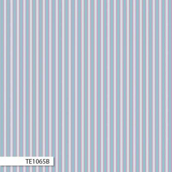 Gembrook by Rosalie Dekker for Ella Blue Fabrics - Blue Stripe