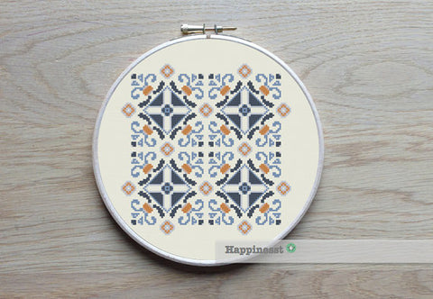 Geometric Moroccan Ornament - PDF Download