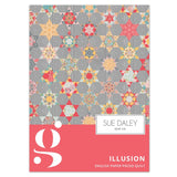Illusion Paper Pieces and Acrylic Templates by Sue Daley