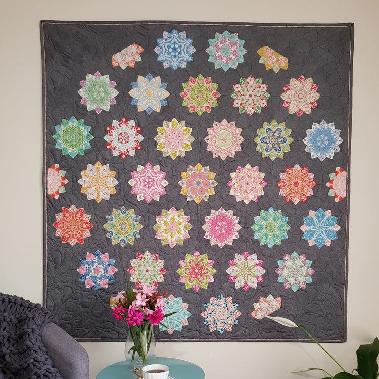 Indulgence Quilt Pattern and Starter Kit by Lilabelle Lane Creations