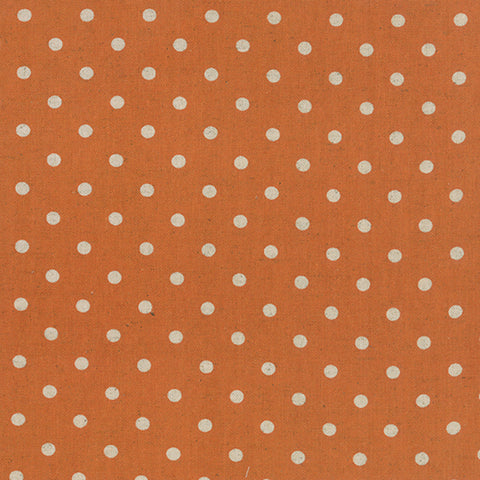 Linen Mochi Dot by Momo for Moda Fabrics - Longhorn