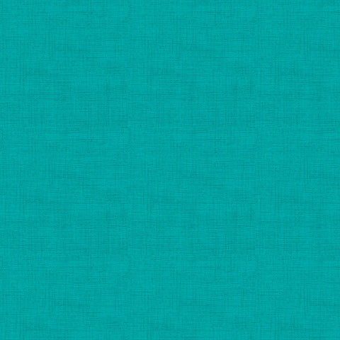 Linen Texture by Andover Fabrics - Turquoise