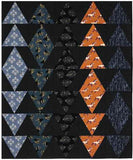 Magical Mountains Quilt Pattern by Everyday Stitches