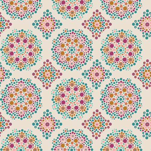 Marrakesh Fusion by Mister Domestic for AGF - Mandala Drops Marrakesh FUS-M-2004