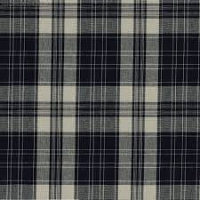 Outback Wife - Yarn Dye Black Plaid