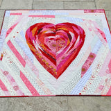 Pieces of My Heart Quilt Pattern by Wendy Williams