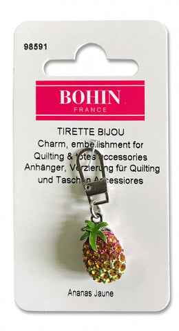 Decorative Charms - Pineapple - by Bohin
