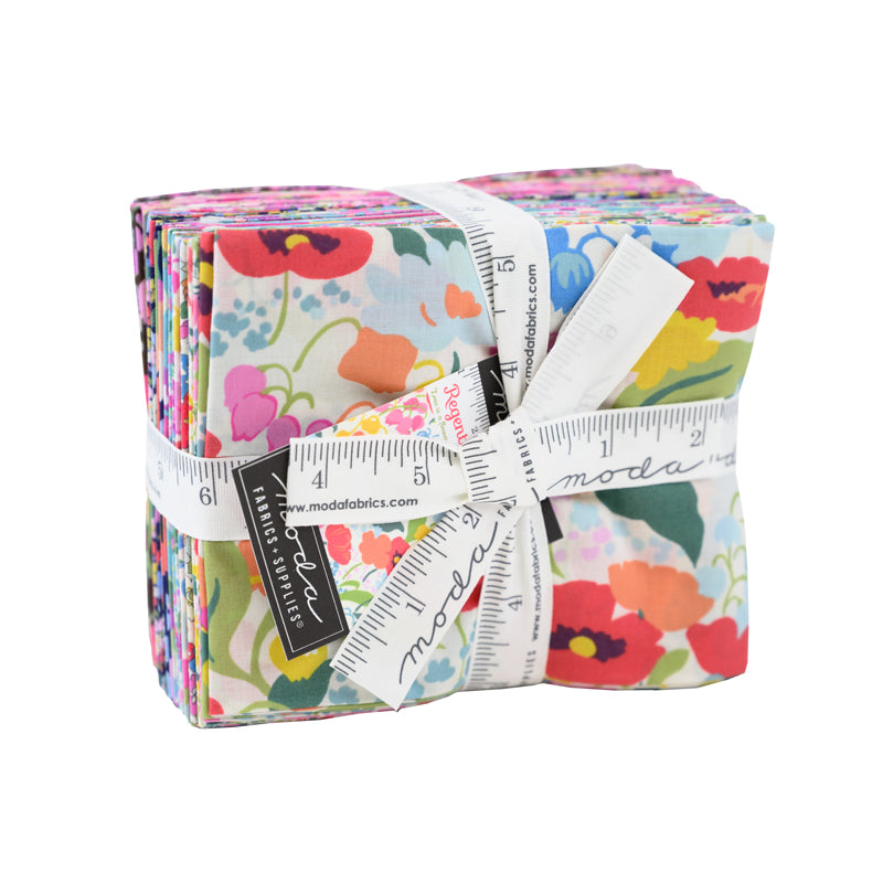 Regent Street Lawns 2019 by Moda Fabrics - Fat Quarter Bundle